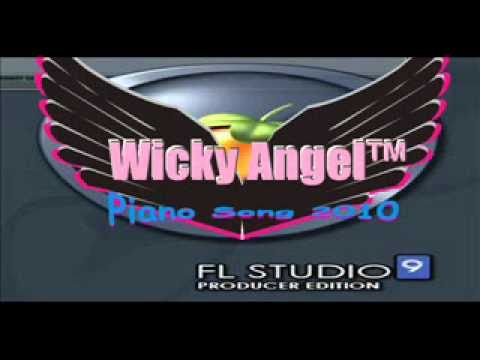Wicky Angel™ - Piano Song 2010