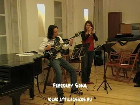 February Song - (Josh Groban) duo version