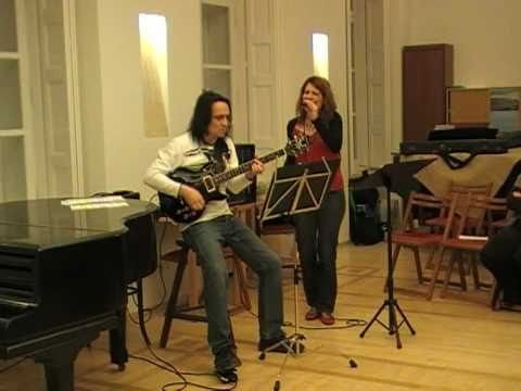 Shaker Song - (Manhattan Transfer) duo version