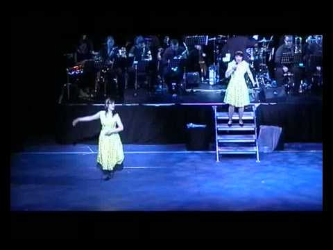 "Singing performance of Hajnalka Horkay Szabo (Hajni)  - ""It`s oh so qiuet."" (Red Hot Swing Show)"