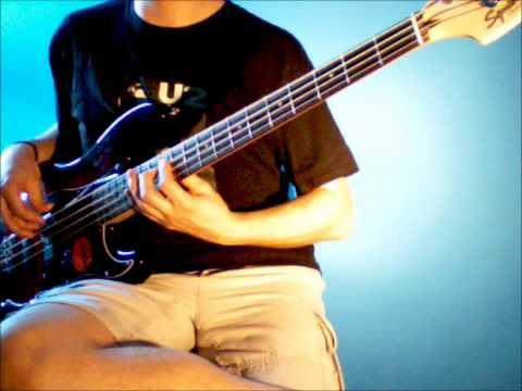 U2 - Beautiful Day / Bass Cover