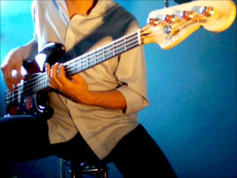 U2 - With Or Without You / Bass Cover