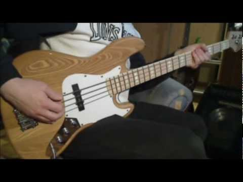 Judas Priest - Breaking The Law / Bass Cover (Enchanced Bass)