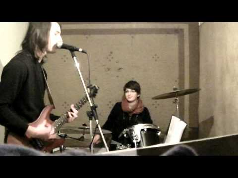 The White Stripes - Denial Twist cover by The White Lines (1080p)