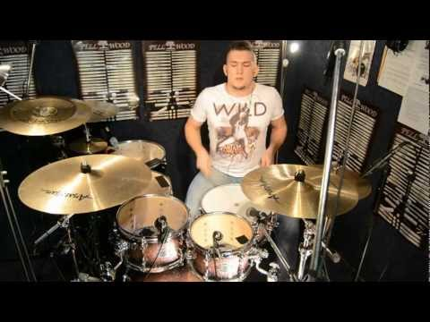 Dave Weckl Funk - Cover Mika Ronos