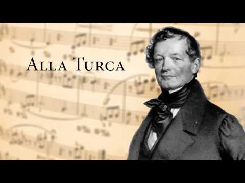 Diabelli - Alla Turca - orchestrated for wind band by Kassovitz Artúr