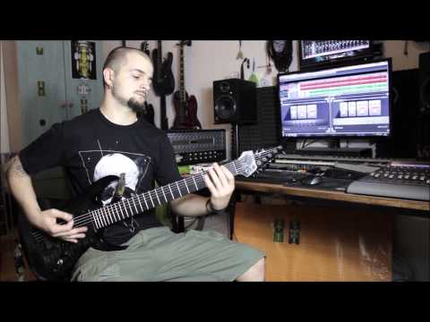 Omega Diatribe - Hydrozoan Periods (Official Guitar Playthrough)