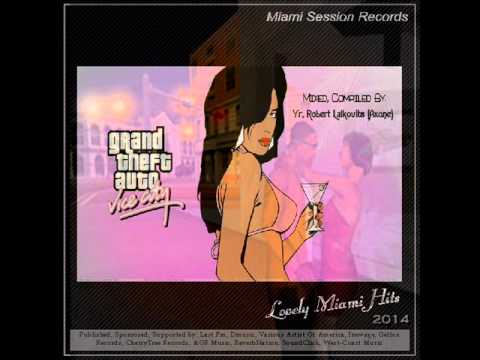 Axone - Lovely Miami Hits Mix 2014