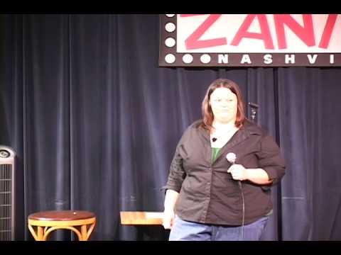 Zanies Nashville Comedy Showcase - Nov. 2008