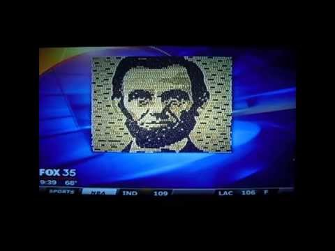 FOX 35 NEWS ORLANDO April 2, 2013
