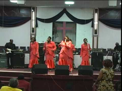 Anointed Fuller Gospel Singers of Savannah/Atlanta GA Raining in Somebody's Life