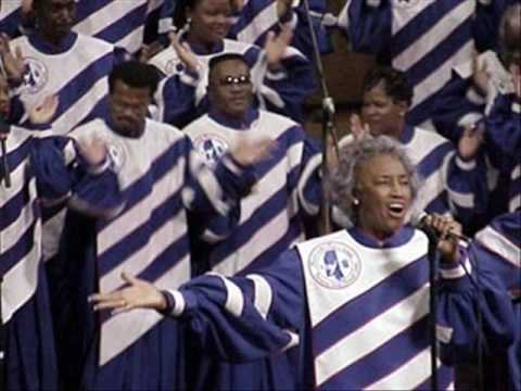 "Mississippi Mass Choir ""I Feel Like Going On"""