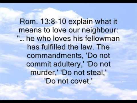 Returning God's Love