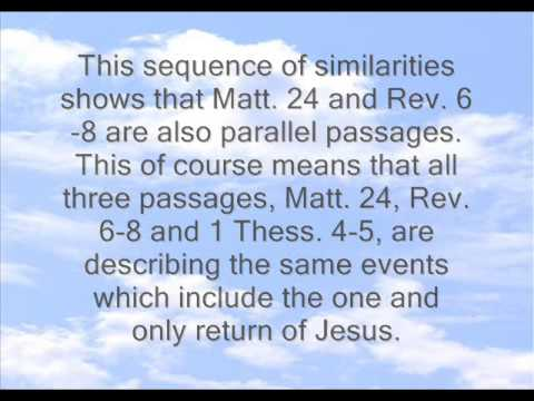 Is Matt. 24 Only For The Jews?
