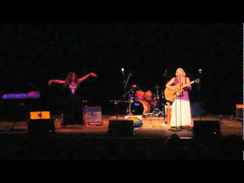 Theda Phoenix - The Journey Song live