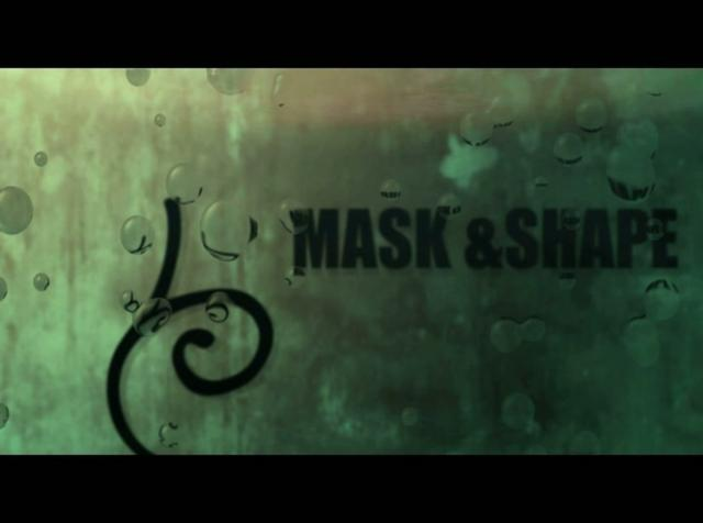 mask & shape