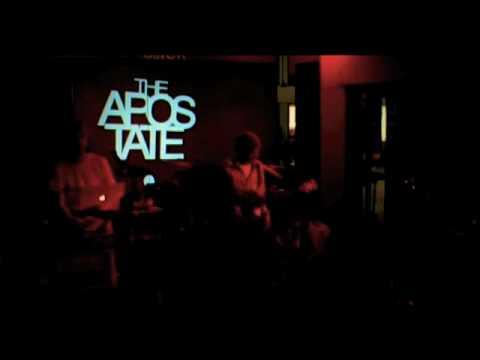 The Apostate live @ delicate event