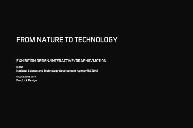 From Nature To Technology