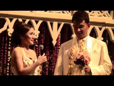 AOM & YOD WEDDING VALENTINE