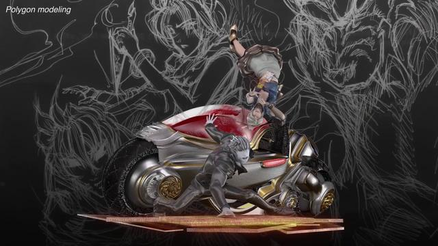 Wirote Jintagoson - Tii's Demo Reel 2011 (3D Modeler+Texturer)