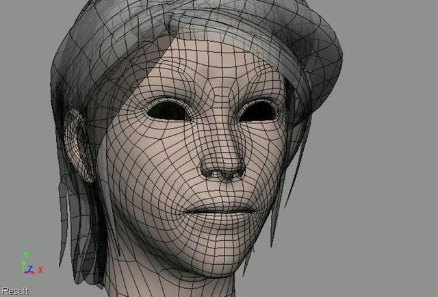 Facial Rig Setup Test