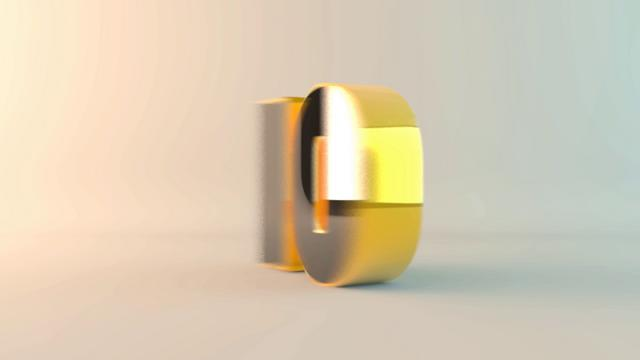 Motion 3D Countdown