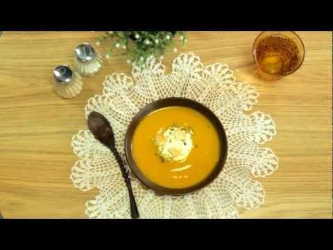 Pumpkin Soup by Sangdad