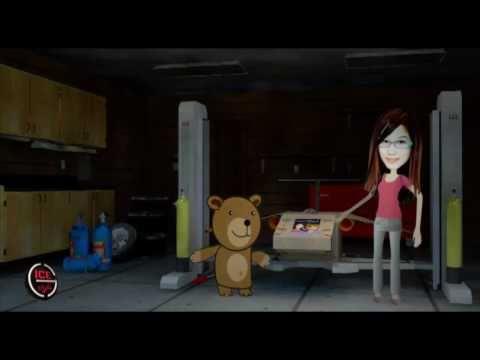 MV น้ำผึ้งพระจันทร์ (Unzaa) animatic 2.5D
