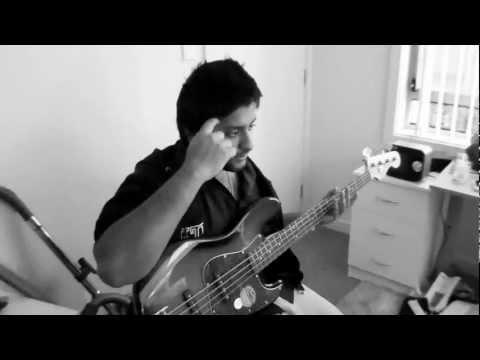 Kunal ( Squier Jazz bass )