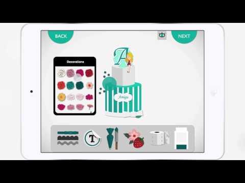 DE Cake Design App