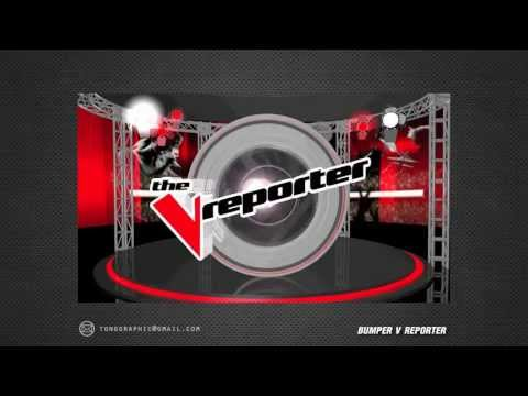 V REPORTER (Final Graphics Package)