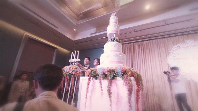 WEDDING MAMEAW+HOME AT DUSIT PRINCESS