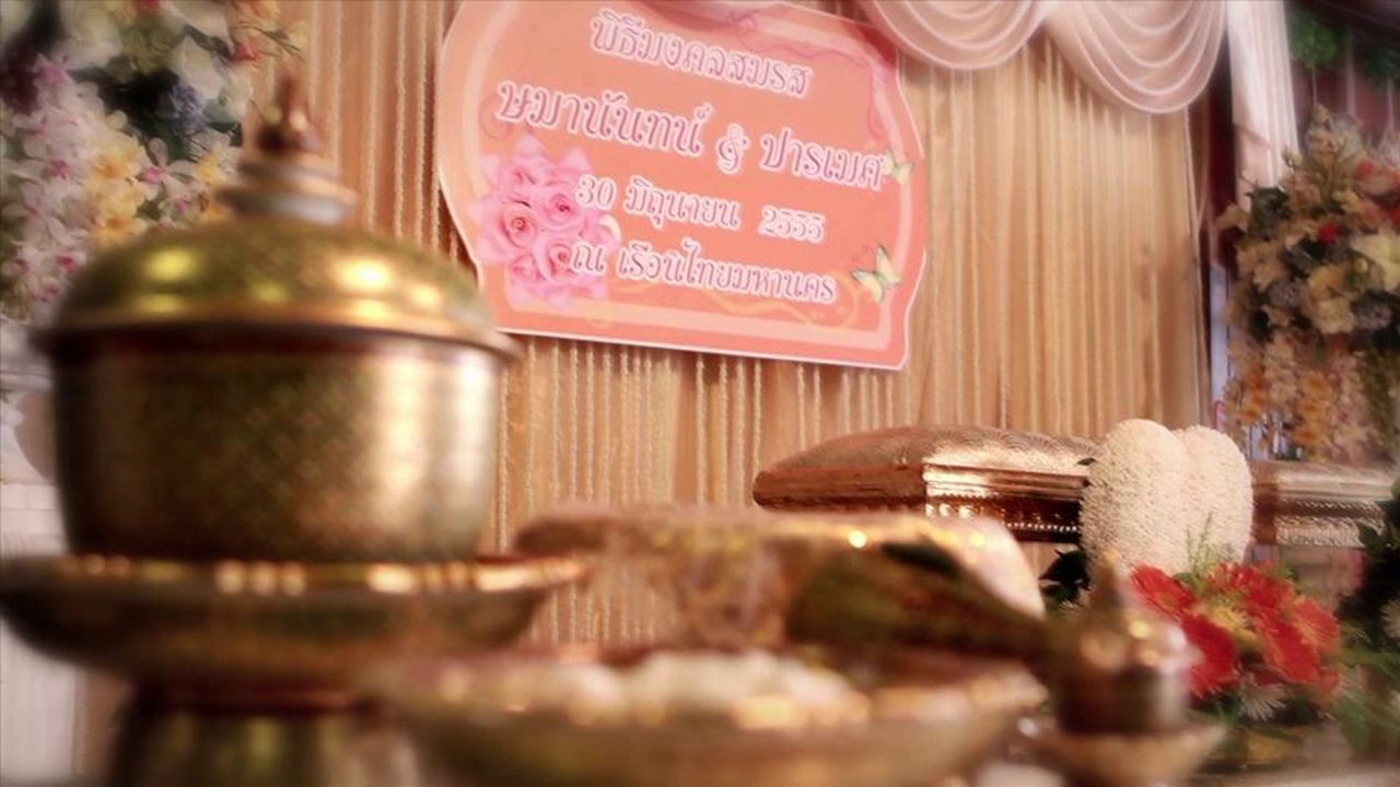 WEDDING MAMEAW+HOME AT REANTHAI MAHANAKORN