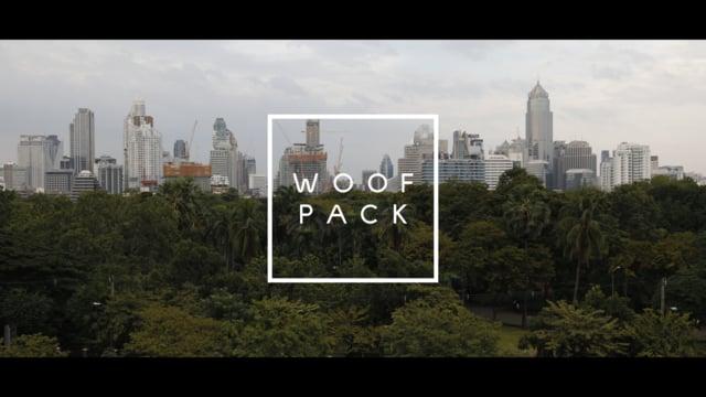 WOOF PACK BANGKOK 2017