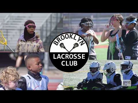 Brooklyn Lacrosse Club w/ Co-Founder Khalid West | BK Live