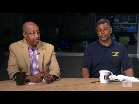 NYC High School Track and Field w/ Cardozo's Ray James, and St. Peters' Vinny Giles | BK Live