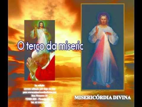 Terço da Misericórdia em latim