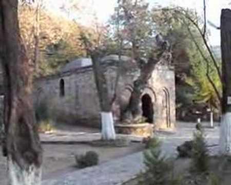 A casa da Virgem Maria