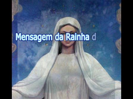 Mensagem da Rainha da Paz - 2 de outubro de 2013