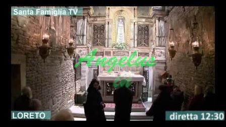 ANGELUS DA SANTA CASA DE LORETO - ITÁLIA