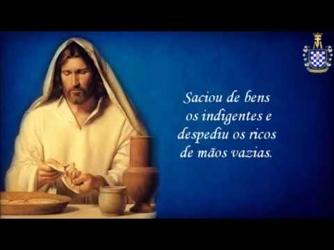 Magnificat (Cântico de Maria - Lc 1, 46-56)