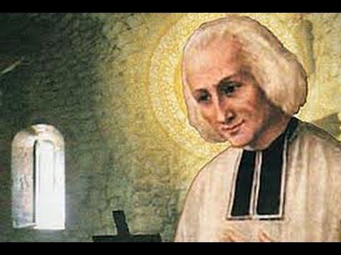 SANTO DO DIA 4 AGOSTO São João Maria Vianney, padroeiro dos sacerdotes   theraio7