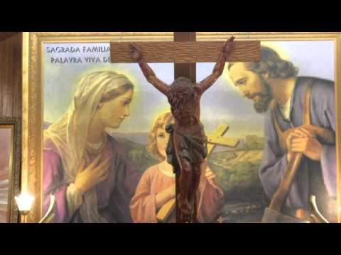 Apresentação da Capela Sagrada Familía