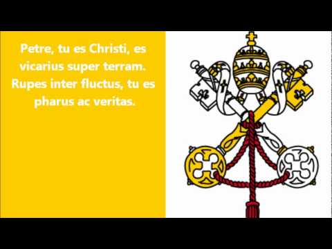 Hymne national du Vatican