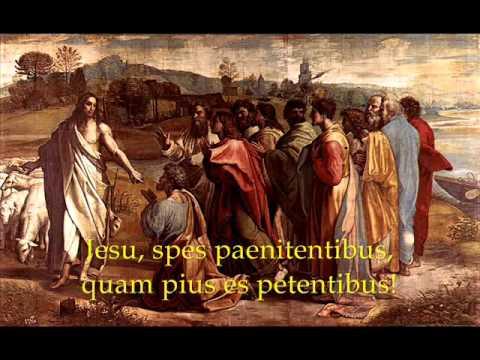 Jesu Dulcis Memoria - Traditional Catholic Latin Songs