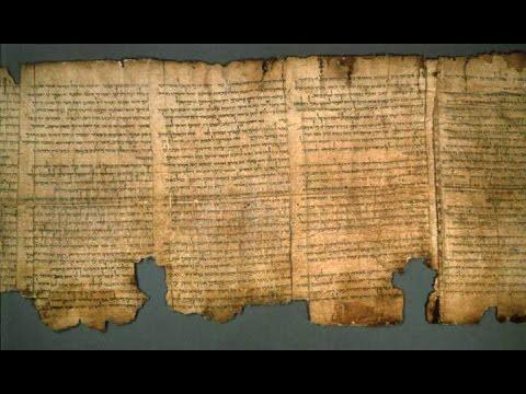 Mistérios Bíblicos: Pergaminhos do Mar Morto (Dublado) Documentário National Geographic