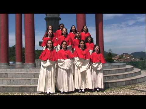 """Ave Maria de Caccini  (Vladimir Vavilov)  """"MENINAS CANTORAS DE PETRÓPOLIS"""" - Solo:Lorena Lélis"""