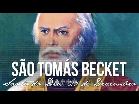 29 de Dezembro / Santo do Dia - São Tomás Becket