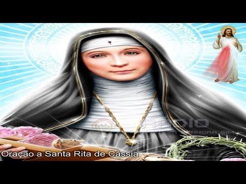 ORAÇÃO MILAGROSA A SANTA RITA DE CÁSSIA