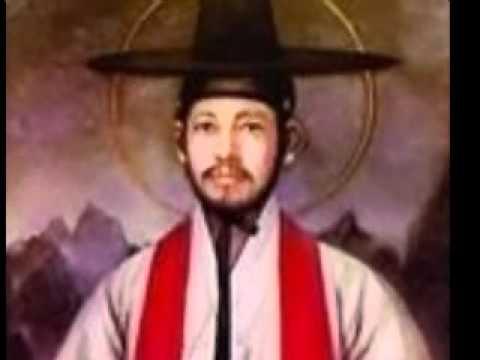 Santo André Kim e companheiros mártires.
